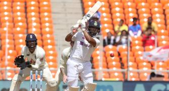 PICS: India vs England, 4th Test, Day 2