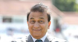 'No fast bowler ever frightened Gavaskar'