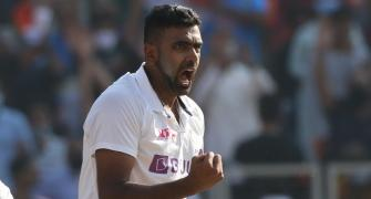 I want leave my own legacy: Ashwin
