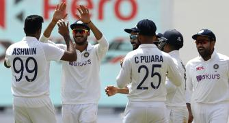 PICS: India vs England, 4th Test, Day 3
