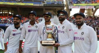 Dominant India thump England to win series 3-1