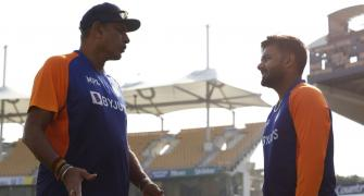 Shastri lauds Rishabh Pant's 'game-changing' hundred
