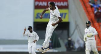 Ashwin named ICC Player of the Month for February