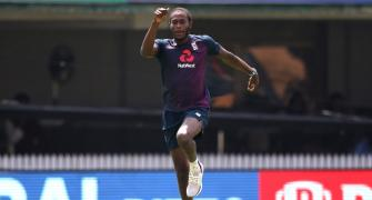 England pacer Archer doubtful for India T20s