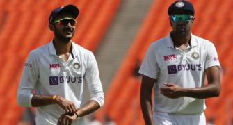 'Hope Axar, Ashwin have left some wickets for IPL'