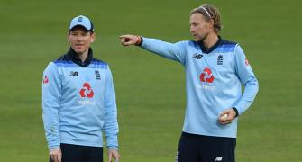 England's leadership power lies with Morgan not Root