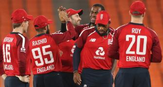 England fined for slow over-rate in fourth T20I