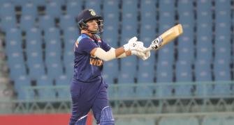 Shafali Verma regains top spot in ICC T20I Rankings