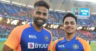 'Ishan, Suryakumar deserve to play in T20 World Cup'