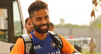 Surya set to make ODI debut as India eye series win