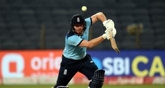In-form Bairstow has century record on his mind