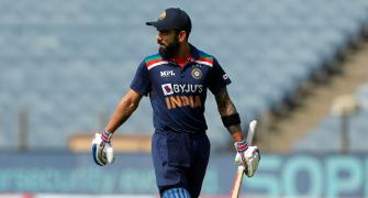 Virat Kohli falls prey to Adil Rashid yet again