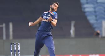 Need to improve my performance with new ball: Krishna