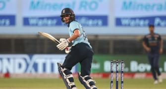 Star Performer: Sam Curran takes game to the wire