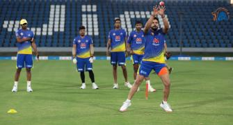 IPL 2021: Chennai Super Kings get down to business