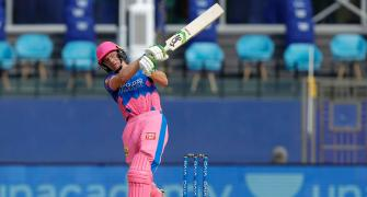 IPL: Buttler comes to the party as Royals rout SRH