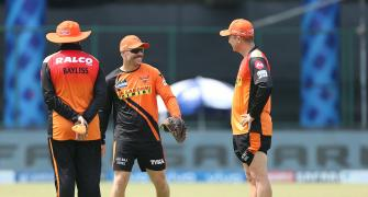 'Difficult decision to drop Warner from playing XI'