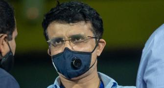 Remaining IPL games can't be played in India: Ganguly
