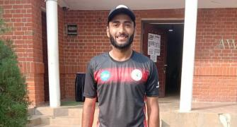 Will Arzan Nagwaswalla make cricket history?