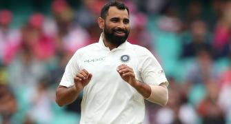 India's confidence level high ahead of UK tour: Shami