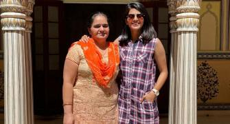 Priya Punia loses mother to Covid