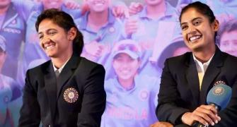 Mithali, Harmanpreet thank BCCI for being proactive