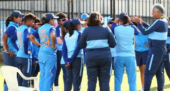 BCCI trashes reports of women players not being paid