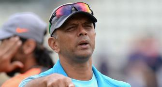 SL series not criteria for T20WC selection: Dravid