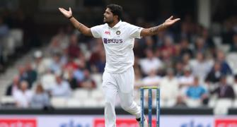 Umesh confident India will put up good total on Day 3