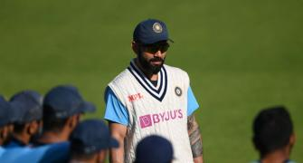 'Kohli's decision to step down a brave call'
