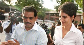 Robert Vadra's extraordinary jump to fame and power