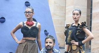A sneak peek preview of Lakme Fashion Week