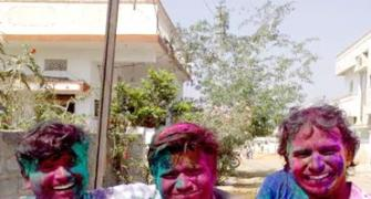 'Like Ramzan and Id, I've always longed for Holi'