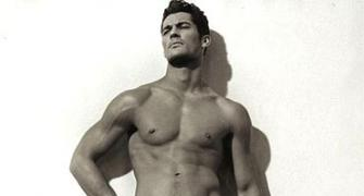 POLL: Hot or not? Meet male model David Gandy