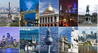 PHOTOS: Top 15 student friendly cities in the world