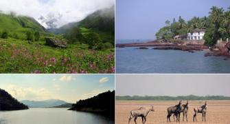 Photos: 12 best monsoon getaways in India