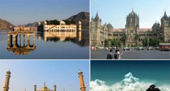 IN PICS: Top 25 destinations in India