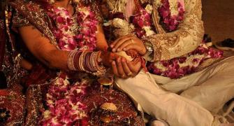 When arranged marriages go WRONG