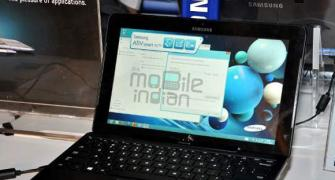 Hands on: Samsung Ativ Pro tablet-PC at Rs 75k