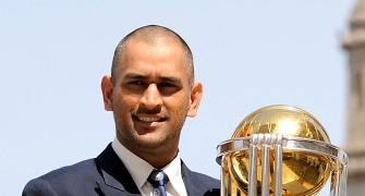 'There is something about Dhoni and World Cups...'