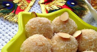 Diwali recipe: How to make Coconut Laddoos