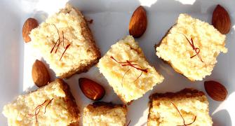 Diwali Special: How to make Milk Kalakand