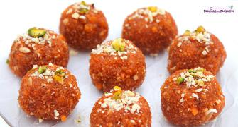 How to make Motichoor Ladoos in 10 easy steps