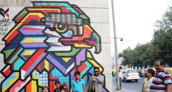 Street art: From the margins to mainstream