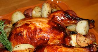 Christmas recipes: Beveca and Chicken Roast