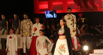 Khadi on the ramp