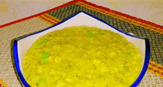 How to make Haryana's Bajra Khichdi