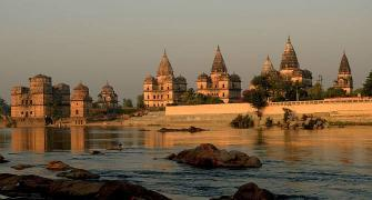 Orchha: Where monuments speak