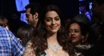 Spotted: Juhi, Elli, Swara at fashion week