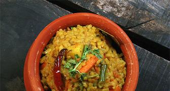 Six wonderful Khichdi recipes!